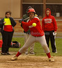 VSSHS Pitcher Lori Beth Cusamano. VSSHS vs Friends Academy, April 17th, 2007. Photo by Kathy Leistner