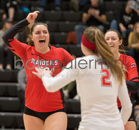 SOU Volleyball 11-9-19