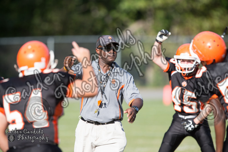 Ellis Jaguars vs South Davie Tigers