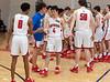 St. John's boys basketball vs St. Stephen's