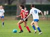 St. John's girls soccer vs HCYA