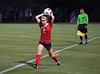 St. John's girls soccer vs EHS