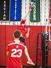EHS @ SJS varsity boys volleyball