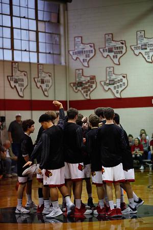 SPH Boys Playoff Basketball 2-20-18