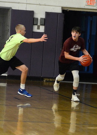 SPM Fall basketball