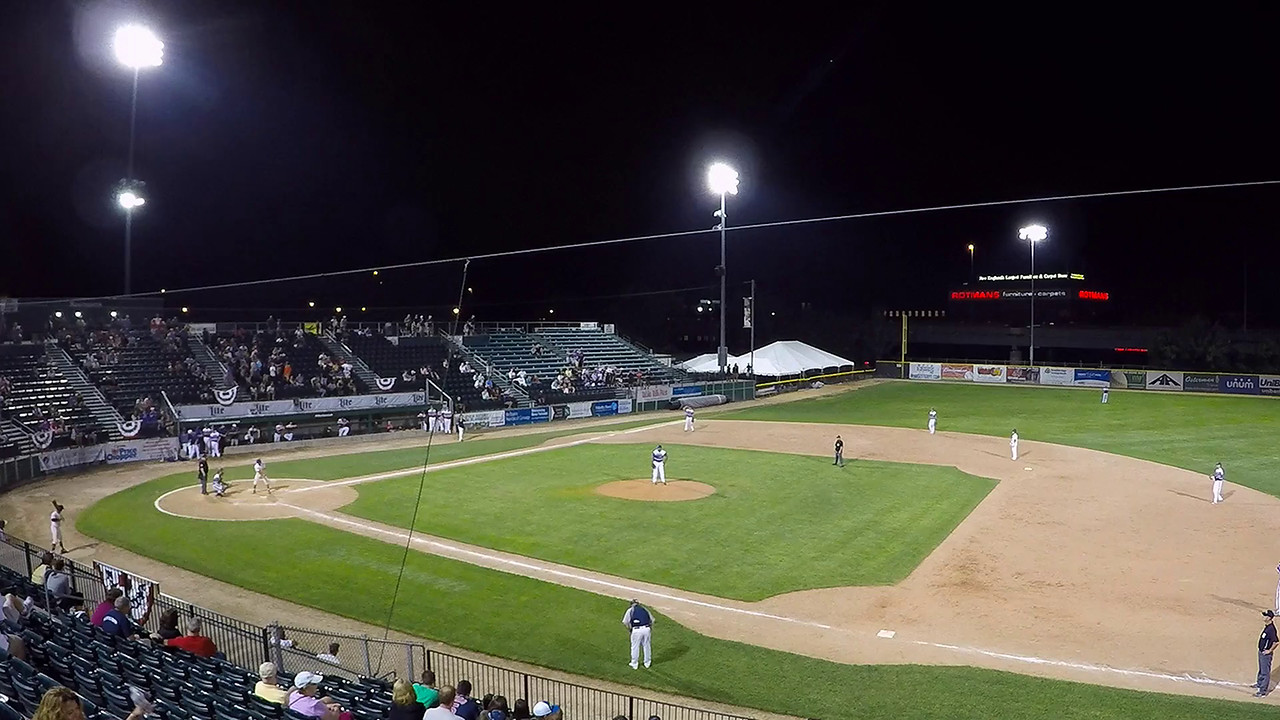 Click the image above to view the video of the game's final out.