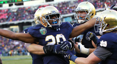Music City Bowl. Picked up by a Notre Dame bloger
