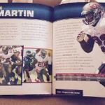 Doug Martin in the book.