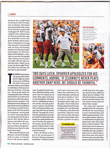 Sports Illustrated Oct. 28, 2013