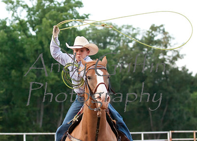 Jr. Southern Rodeo at Pleasant Garden Baptist Church