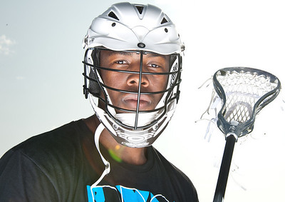 Brendan Porter for LMX Pro LaCrosse. Photo by Lynne Skilken.