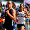 20110521_TRO_STATE_JB_GREEN.JPG Monarch's Claire Green competes in the 1600 meter run during the State Track and Field Championships Saturday May 21, 2011 at Jefferson County Stadium. (Joshua Buck/Times-Call)