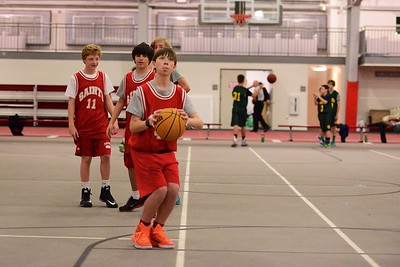 STC 8th Grade Basketball 2014-15