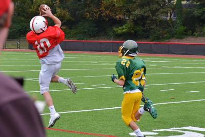 STC 8th Grade Bulldog Football