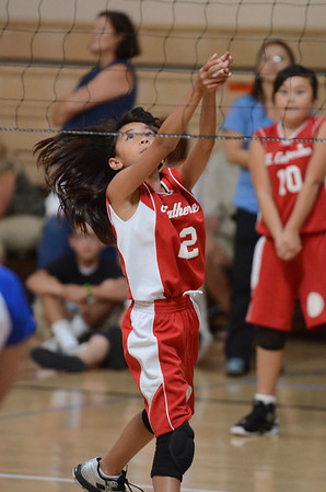 Makahla STC Volleyball 9-15-2011 vs. Holy Spirit