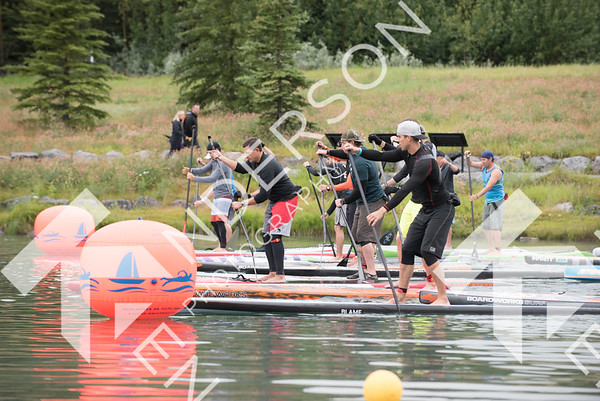 2016 KCPO SUP Cup Paddle Board Race
