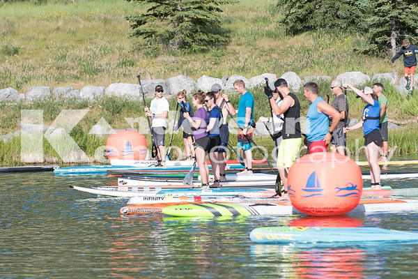 2017 KCPO SUP Cup Paddle Board Race