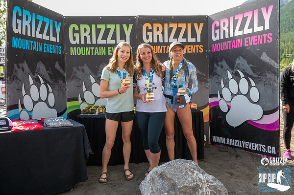 2019 Grizzly KCPO Paddle Board Race
