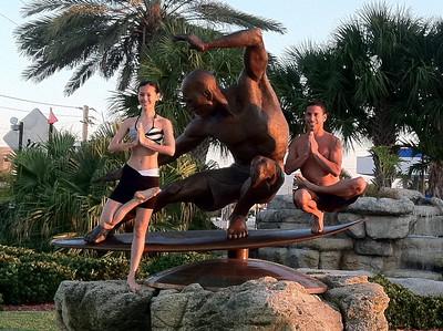 International Yoga Asana Champions