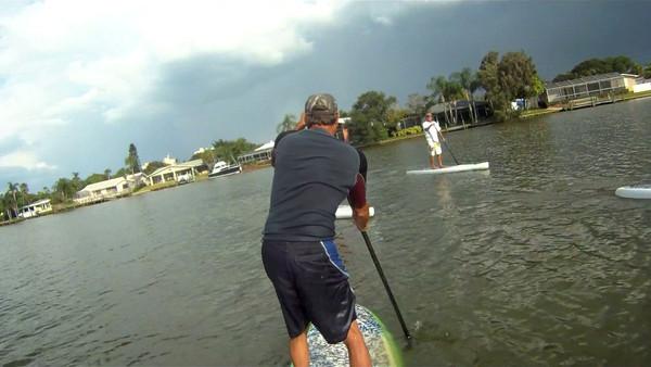Nu Wave SUP Race Boards