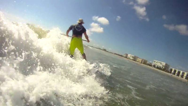 Nu Wave SUP Surf Expo Video