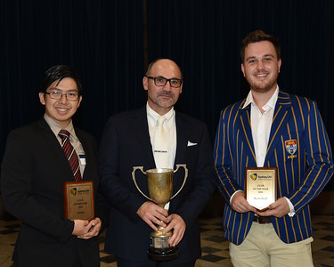 SUSF Sports Awards 2017