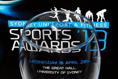 Sports awards 2014