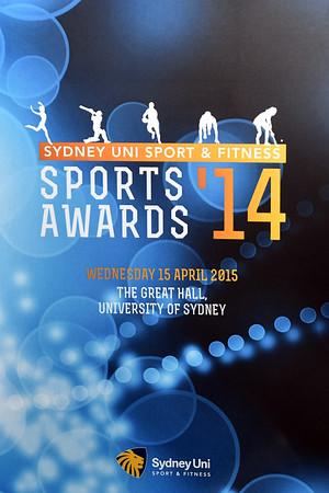 Sports awards 2015