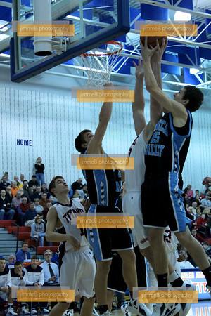 Seneca Valley Basketball vs Shaler