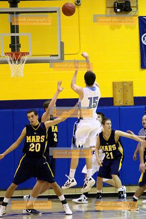 Seneca Valley Basketball vs Mars Holiday Tournament