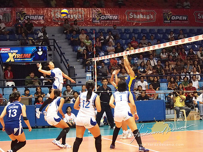 Ateneo Lady Eagles vs Philippine Airforce