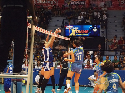 SVL Day 1 Ateneo Blue Eagles vs Maynilad Water Dragons - Nica Guliman