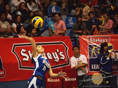 SVL Day 1 Ateneo Blue Eagles vs Maynilad Water Dragons