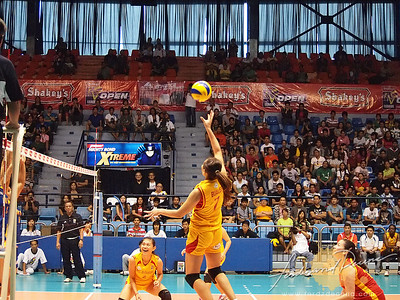 SVL Day 1 San Sebastian vs Philippine Airforce