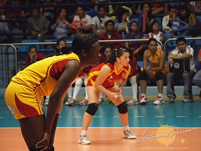 SVL Day 1 San Sebastian vs Philippine Airforce - Ford and Salgado