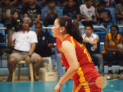SVL Day 1 San Sebastian vs Philippine Airforce -  Jennifer Salgado