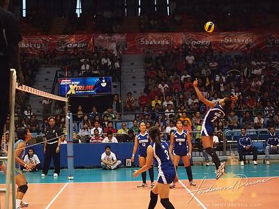 SVL Day 1 Ateneo Blue Eagles vs Maynilad Water Dragons