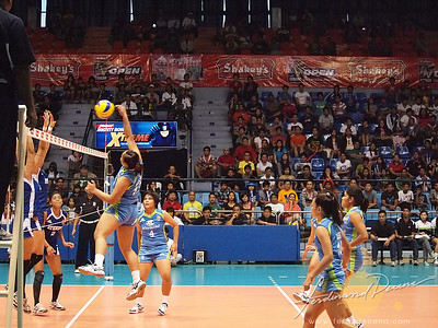 SVL Day 1 Ateneo Blue Eagles vs Maynilad Water Dragons, Bonsai Mirasol