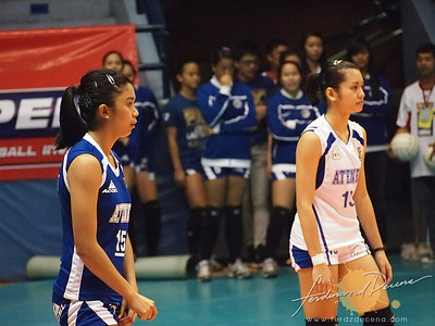 SVL Day 1 Ateneo Blue Eagles vs Maynilad Water Dragons - Canglet and Lazaro