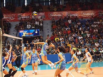 SVL Day 1 Ateneo Blue Eagles vs Maynilad Water Dragons - Mervic Mangui
