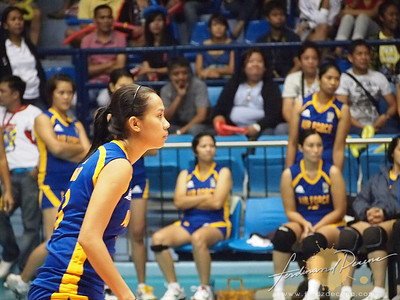 SVL Day 1 San Sebastian vs Philippine Airforce - Aiza Maizo