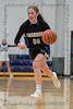 #00 Dallas CHS guard Kennedy Chappell brings the ball up the court. <br /> Southwest Christian HS girls basketball vs. Dallas Christian HS girls basketball in the TAPPS 5A semifinals, March 9, 2021