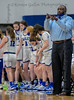 SWCHS Head Coach…….gives the girls directions from the sidelines. <br /> Southwest Christian HS girls basketball vs. Dallas Christian HS girls basketball in the TAPPS 5A semifinals, March 9, 2021