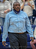SWCHS Head Coach breathes a sigh of relief after his girls team wins another trip to the TAPPS 5A State Finals. <br /> Southwest Christian HS girls basketball vs. Dallas Christian HS girls basketball in the TAPPS 5A semifinals, March 9, 2021