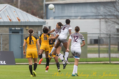 SWAC 2015 Soccer Tournament UAPB vs Howard