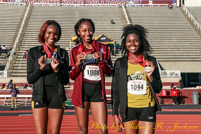 SWAC 2016 Track andField Meet Day 2