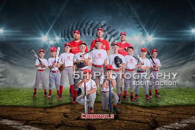 Huson- Cardinals