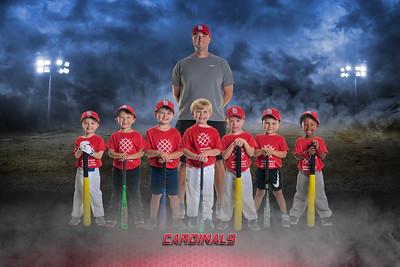 4U Cardinals
