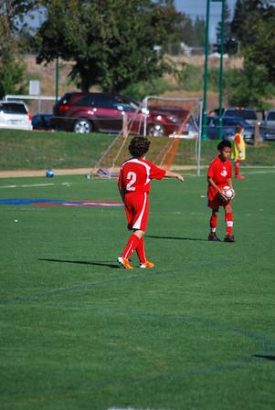 Sac United 2011/12