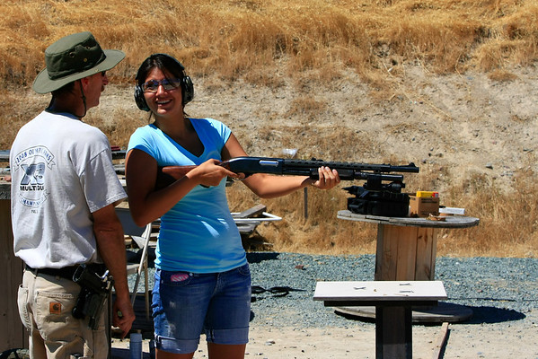 Sac Valley Shooting Range